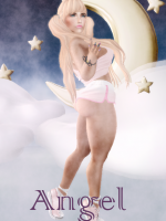 Angelic Babydoll Waits For You
