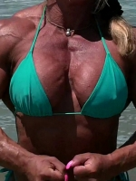 Athletic Female with DD cups