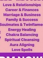 Psychic advisor and love specialist