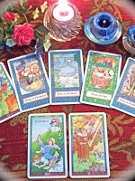 Master Of The Tarot Will Guide you through all Matters of Life