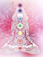 Love psychic and clairvoyant chakra master