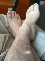 The foot dom