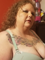 Sweet BBW Princess home alone