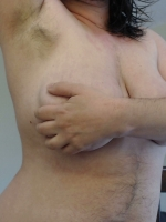 Average Female with D cups