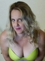 Curvy Female with D cups