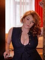 Voluptuous Female with D cups
