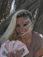 Psychic tarot reader come see what the cards tell you!